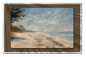 Boca Grande - Metal Wall Art Decor - James Corwin