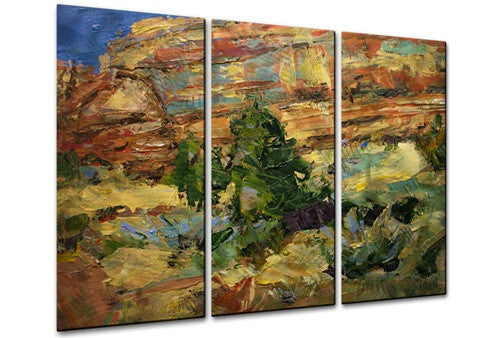 Cliff - Metal Wall Art Decor - Brian Simons