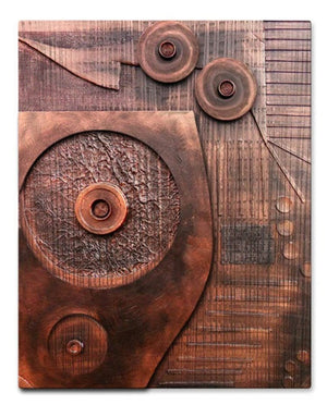 Copperline Series 2 - Metal Wall Art Decor - Skye Taylor
