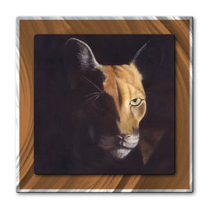 Vigilance - Metal Wall Art Decor - Patricia Ackor