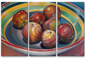 Them Apples - Metal Wall Art Decor - Jennifer Lycke