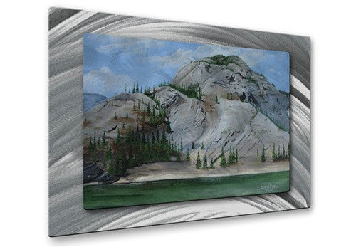 Brule - Metal Wall Art Decor - Glen Frear