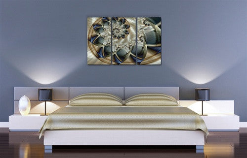 Anniversary - Metal Wall Art Decor - Victoria Brago