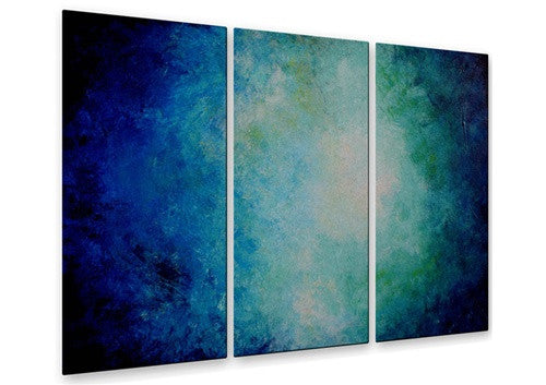 Deep Blue Sea - Metal Wall Art Decor - Michael Grubb