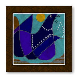Seal Splash - Metal Wall Art Decor - Darlene Navor