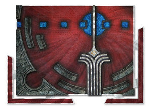 Diminishing Returns - Metal Wall Art Decor - Duncan Asper