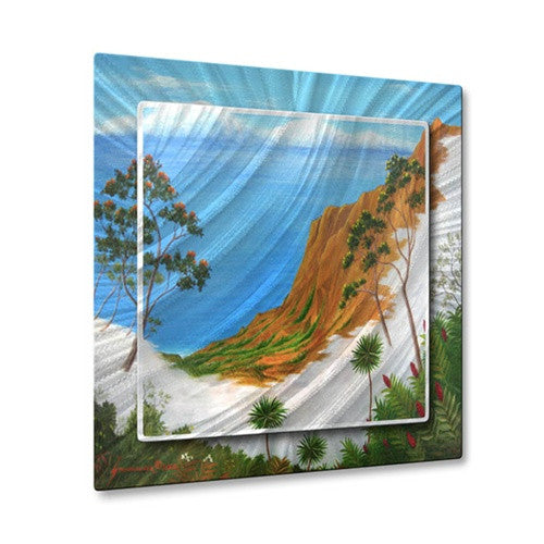 Colors of Kauai - Metal Wall Art Decor - Jerome Stumphauzer