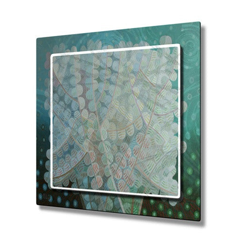 Buisson - Contemporary Metal Wall Hanging - Elohim Sanchez
