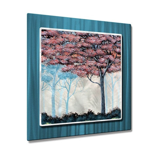 Zen Dreaming - Metal Wall Art Decor - Tamera Tabor