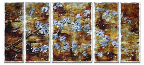 Bliss - Metal Wall Art Decor - Stacy Hollinger