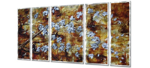 Bliss - Contemporary Metal Wall Hanging - Stacy Hollinger
