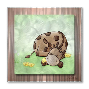 Naptime - Metal Wall Art Decor - ALL Artsy