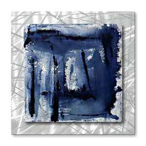 You Are Blue - Metal Wall Art Decor - Roger Silva