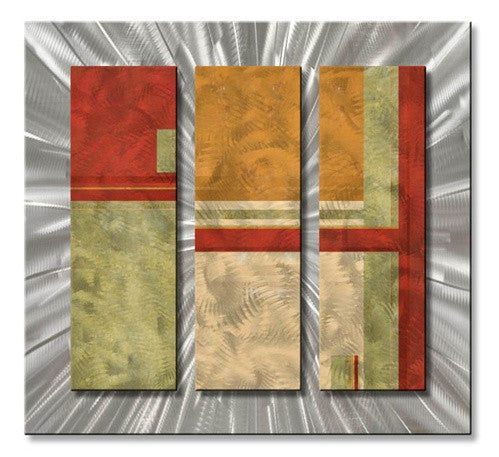 Grand Majestic - Metal Wall Art Decor - Francine Bradette