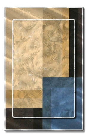 Combination - Metal Wall Art Decor - Francine Bradette