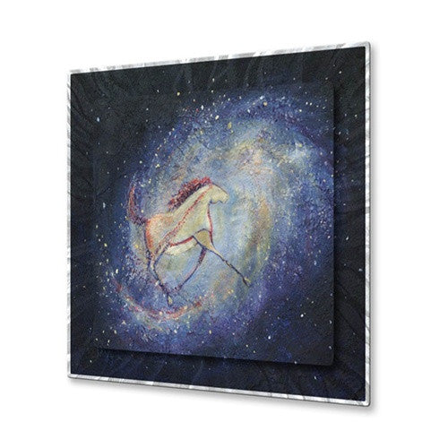 Across The Universe - Metal Wall Art Decor - Diana Lancaster