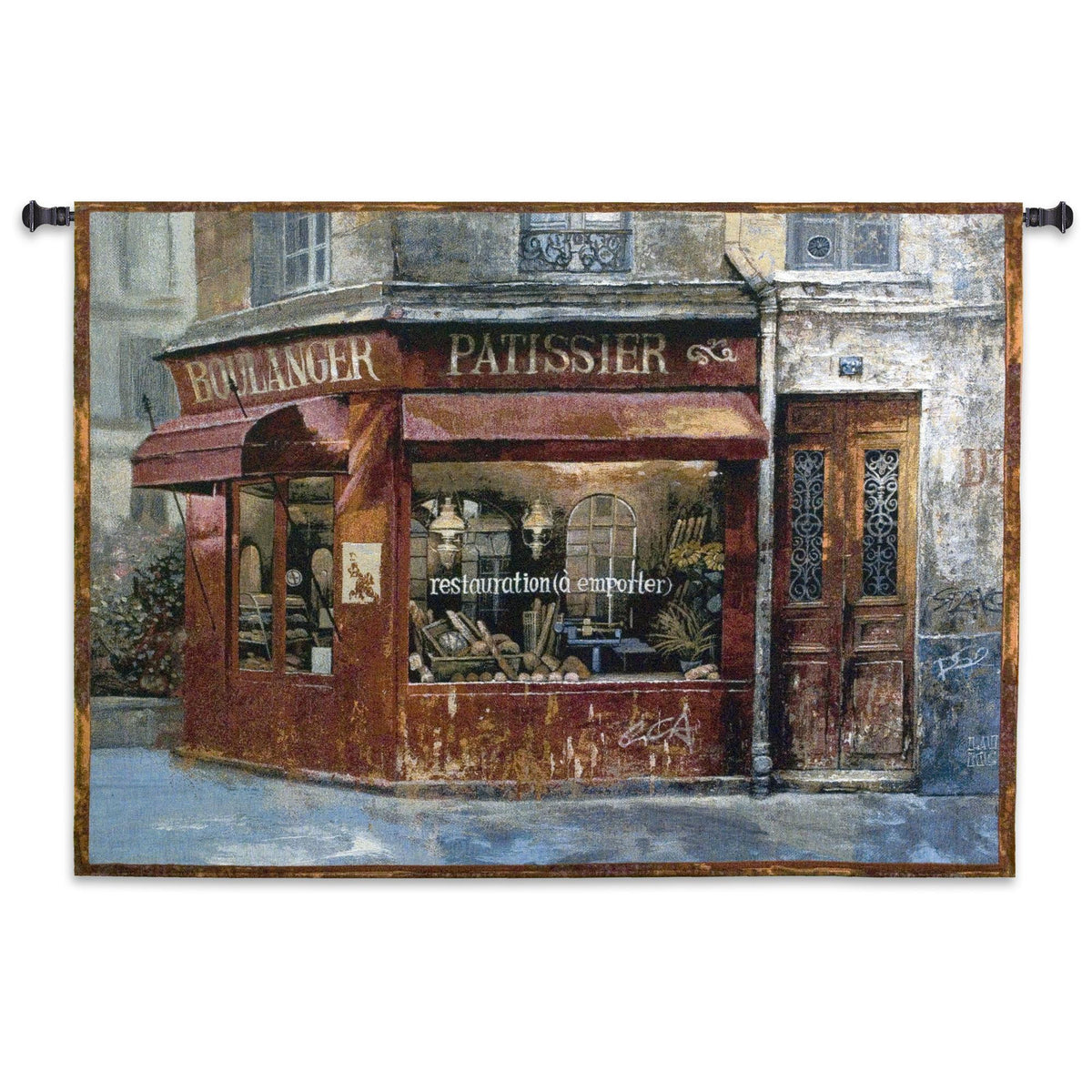 French Wall Decor