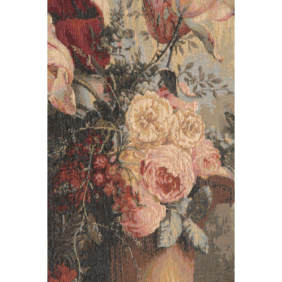 Bouquet Jardin Garden French Wall Tapestry