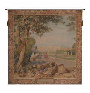 Versailles Carree I French Decor Wall Decor