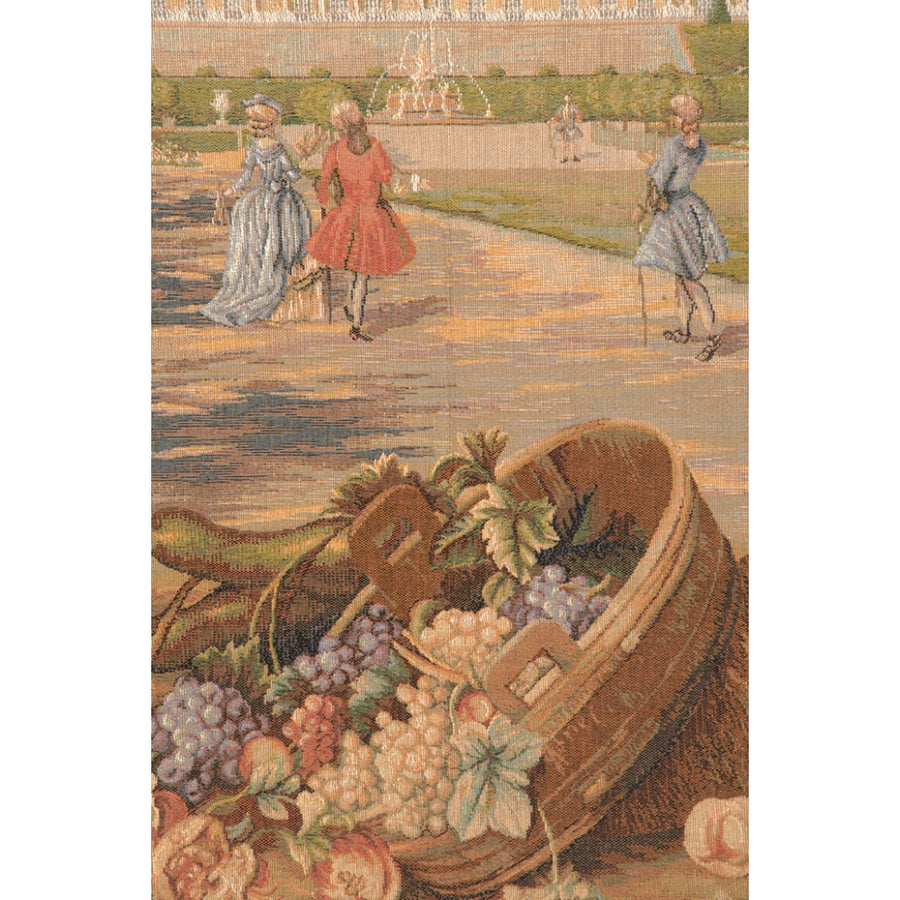Versailles III French Wall Tapestry