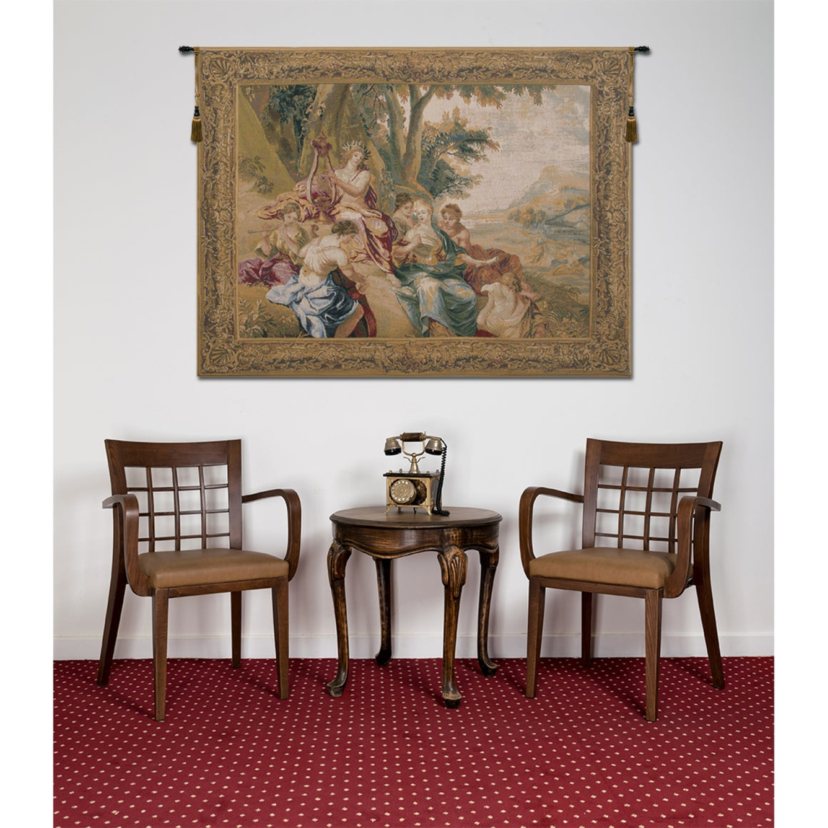 Apollo II European Wall Hanging Tapestry