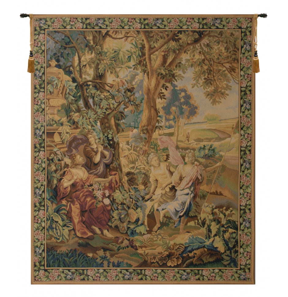 Ode To Love Tapestry Wall Hanging