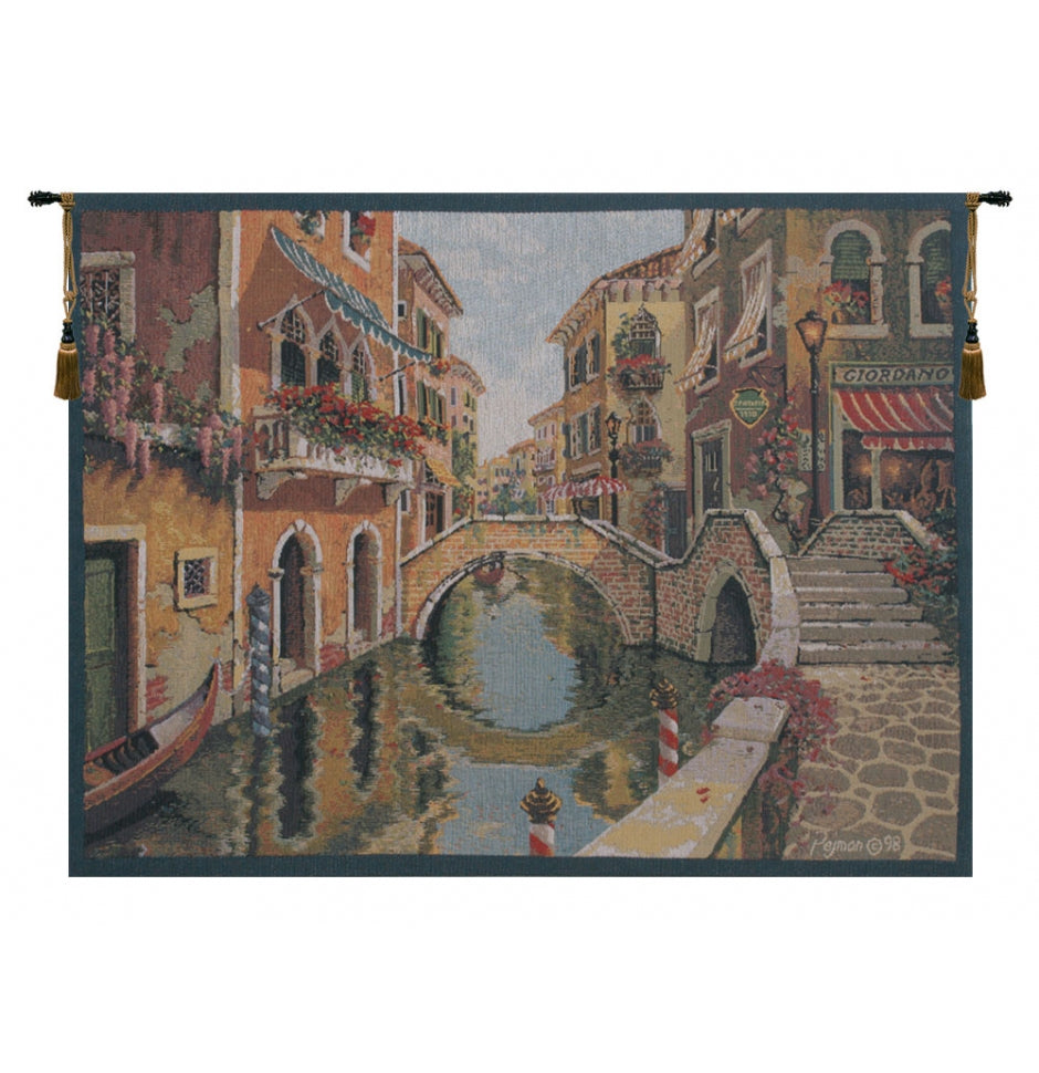 Venice Woven Wall Tapestry