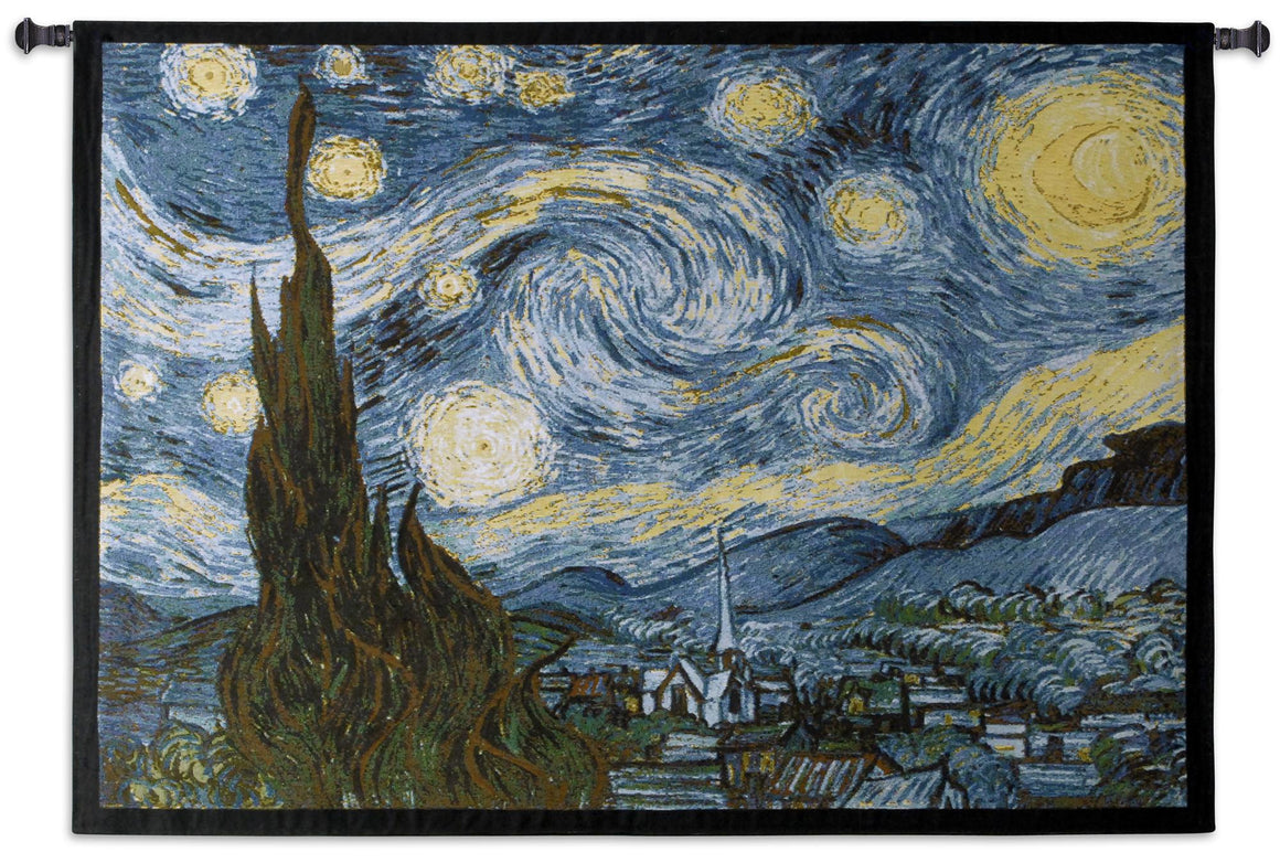 star night van gogh tapestries