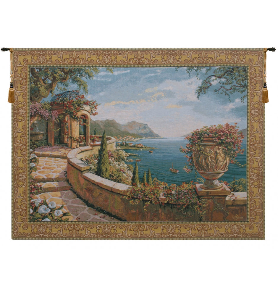 Capri European Wall Hanging Tapestry