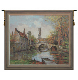 Lake of Love European Wall Hanging Tapestry