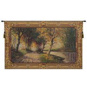 Automne European Hanging Wall Tapestry