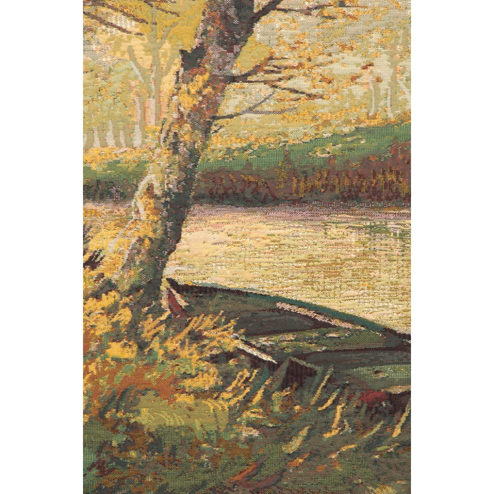 Automne Woven Wall Tapestry Home Decor