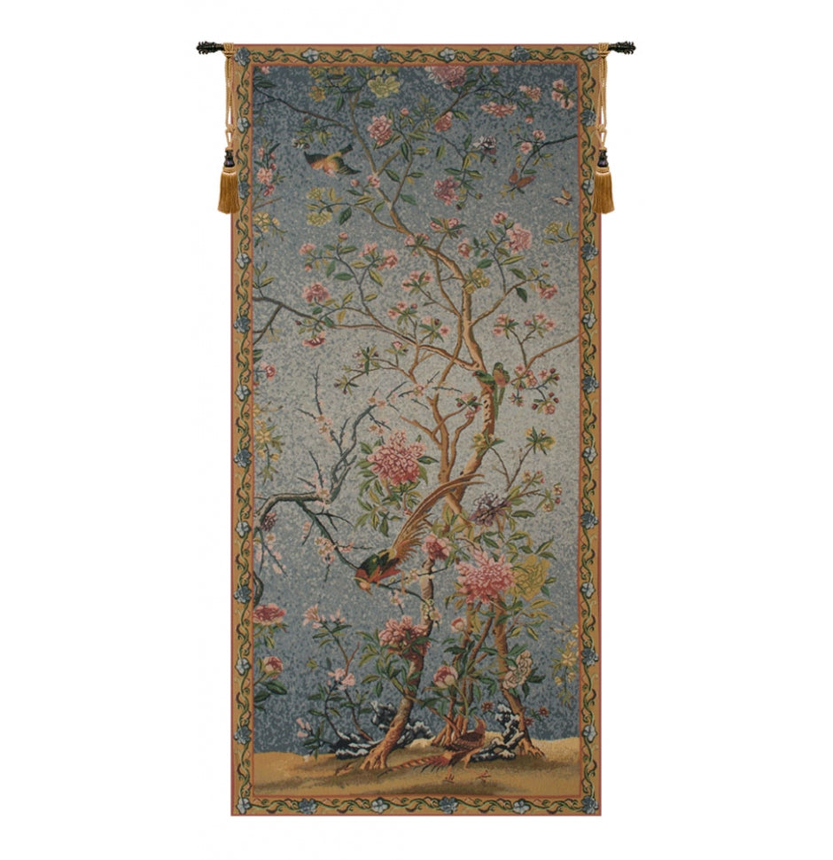 Spring Blossom European Wall Hanging Tapestry