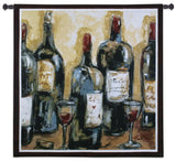 wine bar tapestries