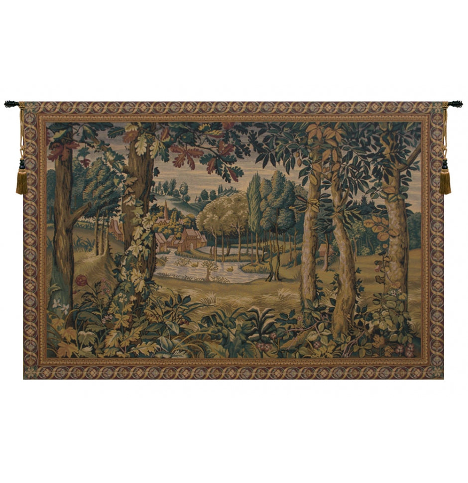 Hamlet European Hanging Wall Tapestry