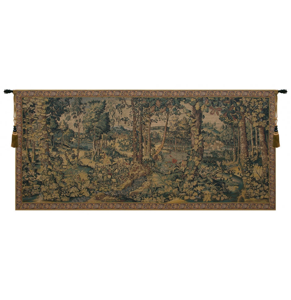 Royal Hunting Woods European Hanging Wall Tapestry