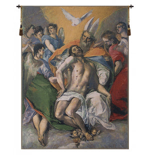 El Greco European Hanging Religious Wall Tapestry