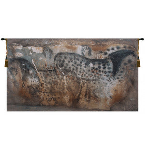 Hands and Horses European Hanging Wall Tapestry