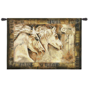 Messengers of Spirit Textile Wall Art