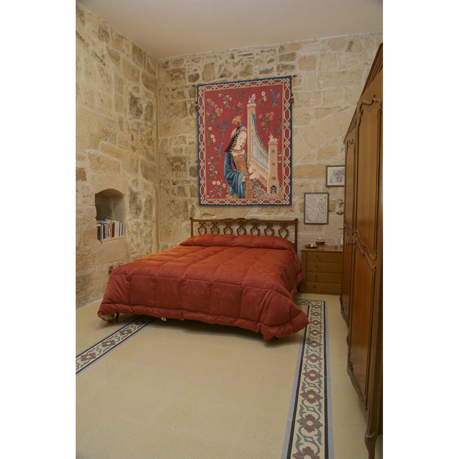Dame A La Licorne I Wall Hanging Tapestry