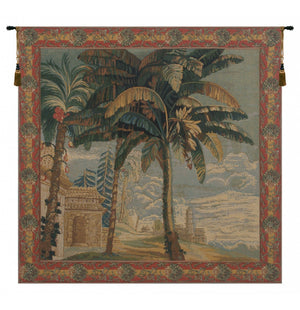 Exotique European Hanging Wall Tapestry