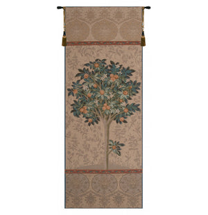 Oranger Naturel French Decor Wall Tapestry