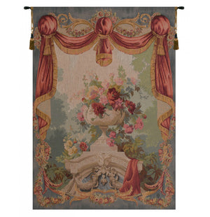 Drape Fleuri French Decor Wall Tapestry