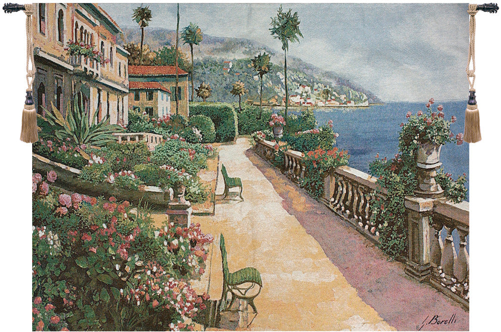 Bella Amalfi Decorative Wall Hanging Tapestry