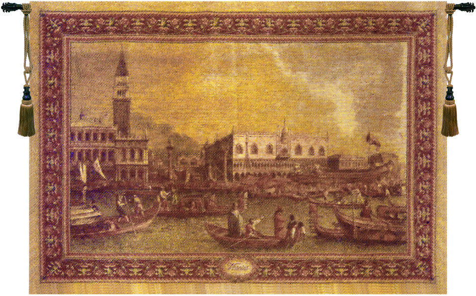 San Marco Belgian Wall Hanging Tapestry