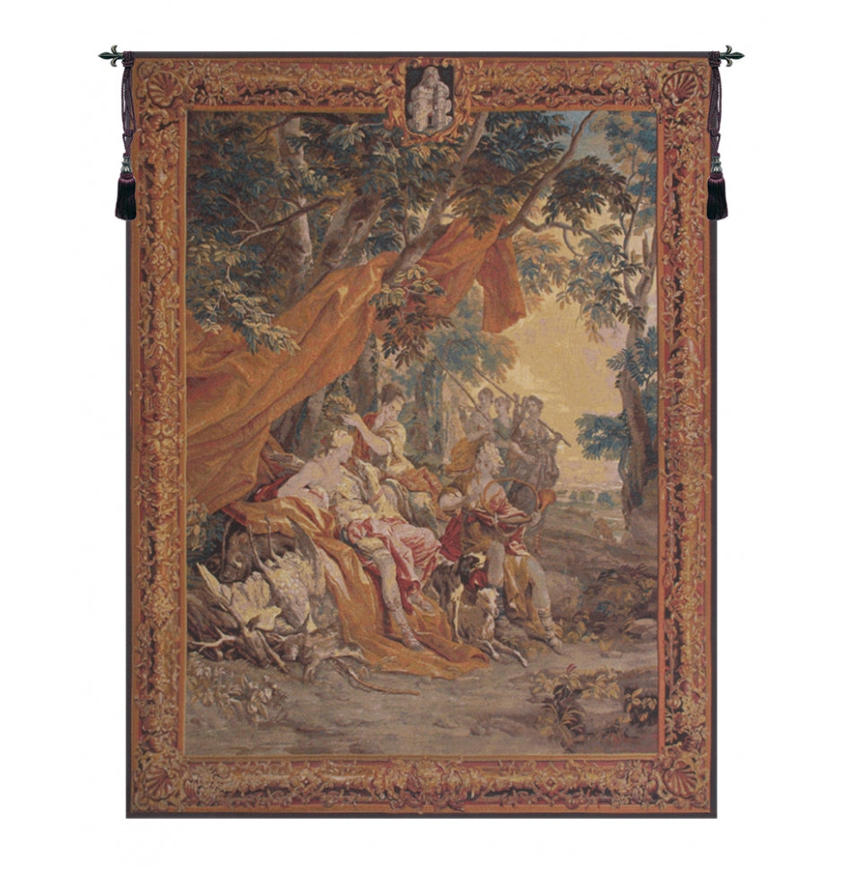 Diana Flanders European Hanging Wall Tapestry