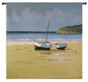 Moorings Low Tide Nautical Wall Hangings