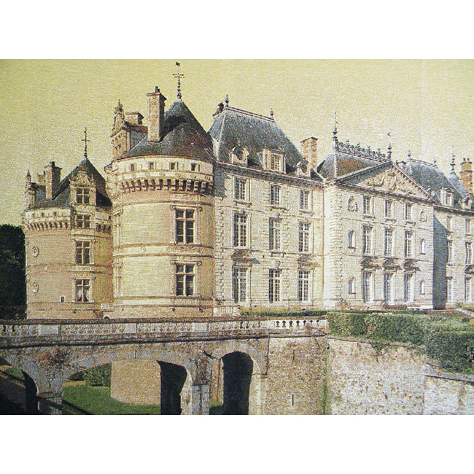 Le Lude Castle European Wall Hanging Tapestry