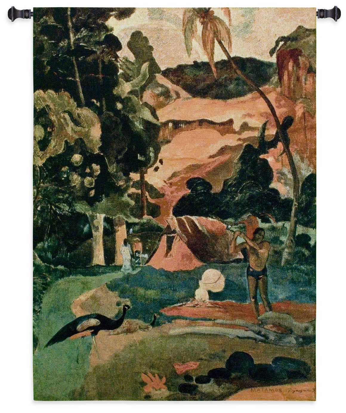 Gauguin wall hangings