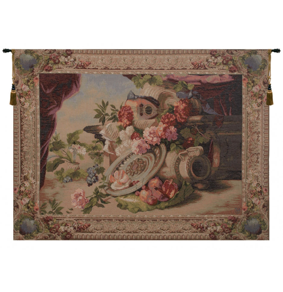 Mandolin French Wall Tapestry